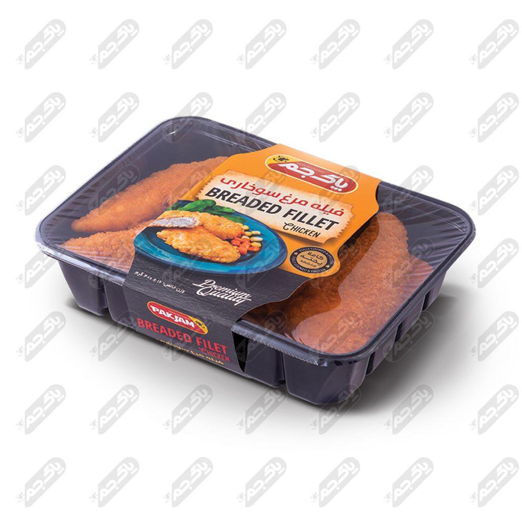 فیله مرغ سوخاری ۴۵۰ گرمی